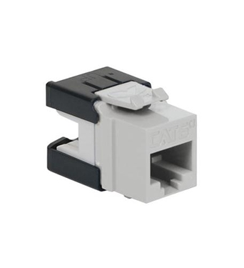 Picture of ICC-IC1078GAWH MODULE, CAT6A, HD, WHITE