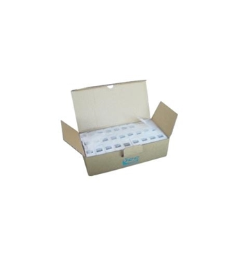 Picture of ICC-IC107BC1WH SURFACE MOUNT BOX, 1-PORT, 25PK, WH