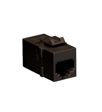 Picture of ICC-IC107C6RBK MODULE, COUPLER, RJ-11, PIN 1-1, BLACK