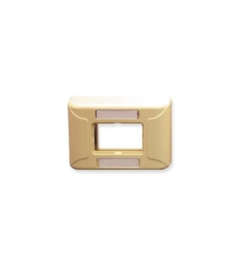 Picture of ICC-IC108UFP Furniture Faceplate 1Port - Ivory