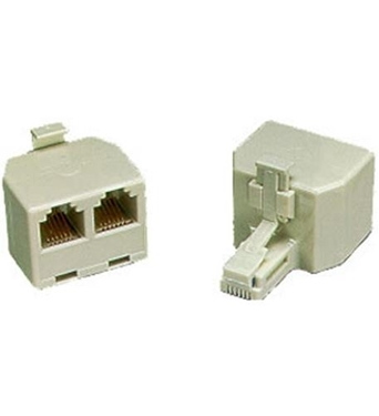 Picture of ICC-ICMA267D66 MODULAR ADAPTER, VOICE, PIN 1-1
