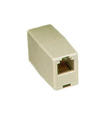 Picture of ICC-ICMA3508DR MODULAR COUPLER VOICE 8P8C KEYED PIN 1-1
