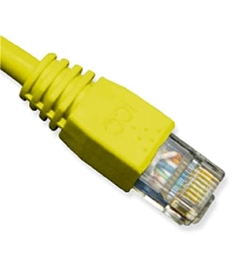 Picture of ICC-ICPCSK03YL PATCH CORD, CAT 6, MOLDED BOOT, 3' YL