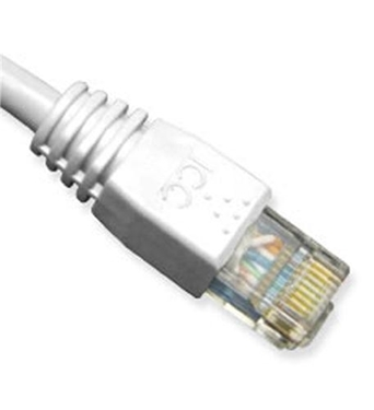 Picture of ICC-ICPCSK05WH PATCH CORD CAT6 BOOT 5' WHITE