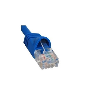 Picture of ICC-ICPCSK10BL PATCH CORD, CAT 6, MOLDED BOOT, 10' BL