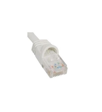 Picture of ICC-ICPCSK10WH PATCH CORD, CAT 6, MOLDED BOOT, 10' WH