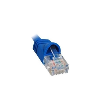 Picture of ICC-ICPCSK14BL PATCH CORD, CAT 6, MOLDED BOOT, 14' BL