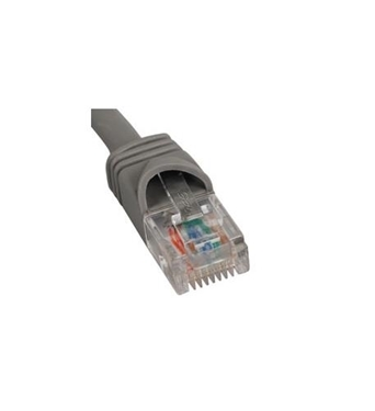 Picture of ICC-ICPCSK14GY PATCH CORD, CAT 6, MOLDED BOOT, 14' GY
