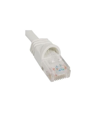 Picture of ICC-ICPCSK14WH PATCH CORD, CAT 6, MOLDED BOOT, 14' WH