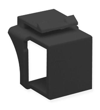 Picture of ICC-INSERT-BK IC107BN0BK - BlankModConnect 10PK BLACK