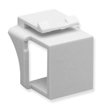 Picture of ICC-INSERT-WH IC107BN0WH - BlankModConnect 10PK WHITE