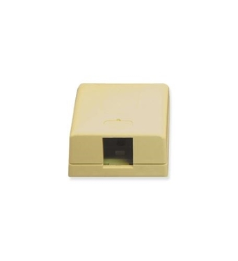 Picture of ICC-SURFACE-1IV IC107SB1IV SURFACE BOX 1PT Ivory