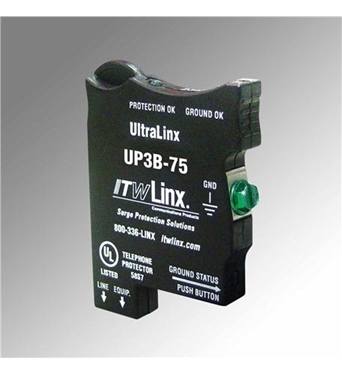 Picture of ITW-UP3B-75 UltraLinx 66 Block 75V Clamp