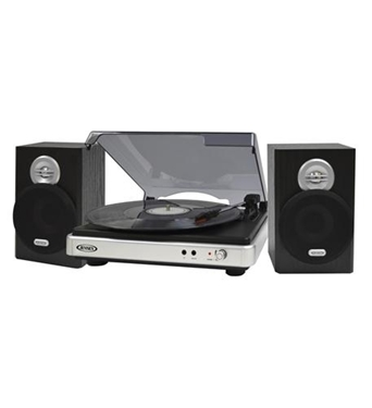 Picture of JEN-JTA-325 3 Speed Turntable with Stereo Speakers
