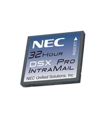 Picture of NEC-1091053 VM DSX IntraMailPro 8Port 32Hr Voicemail