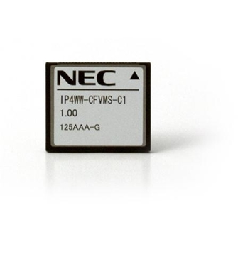 Picture of NEC-1100112 BE110731 CF 2 Ports/15 Hours Voice Mail