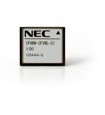 Picture of NEC-1100113 BE110732 CF 4 Ports/40 Hours Voice Mail