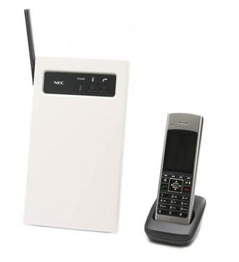 Picture of NEC-730098 Q24-FR000000119653 DTZ-8R-1 Digital DECT