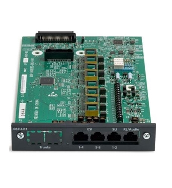 Picture of NEC-BE116506 SL2100 Digital/Analog Station Card