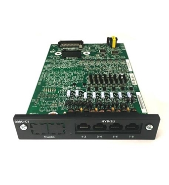 Picture of NEC-BE116507 SL2100 Analog Station Card