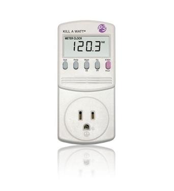 Picture of P3-P4400 Kill-A-Watt Electric Usage Monitor