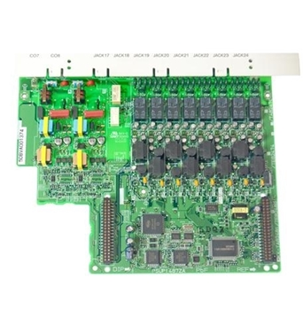 Picture of KX-TA82481 2 x 8 Expansion Card