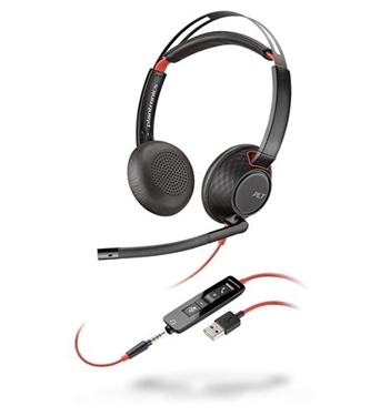 Picture of PL-207576-01 BLACKWIRE 5220 Headset
