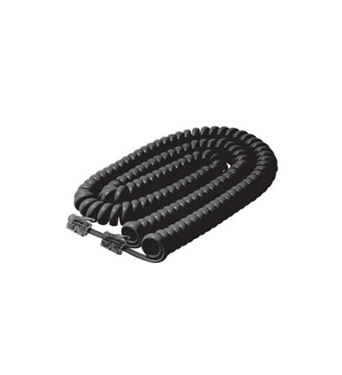 Picture of ST-302-012BK 12' Black Handset Cord
