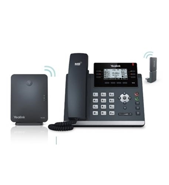 Picture of YEA-W41P Yealink DECT Desk Cordless Phone