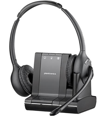 Picture of PL-83544-01 W720 SAVI 3 in 1 Over-the-Head Binaural