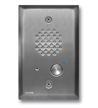 Picture of VK-E-40-SS Viking Door Box - Stainless Steel