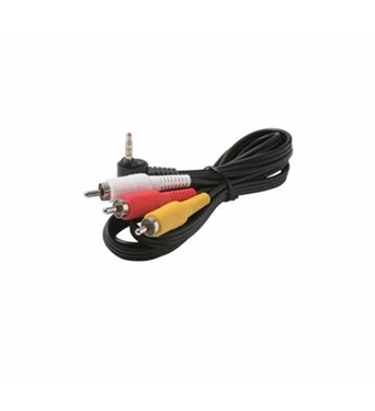Picture of ST-255-219 6' 3.5mm to 3-RCA Camcorder Cable