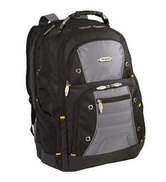 Picture of TG-TSB238US 16in Drifter II Backpack, Black Gray