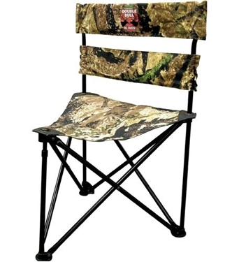 Picture of PRI-PS60085 Double Bull Tri Stool in Truth Camo