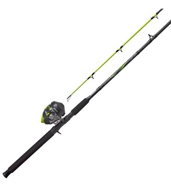 Picture of ZEB-BCATSC702MHNS4 BIG CAT 7' 2PC SPINCAST COMBO 21-12567