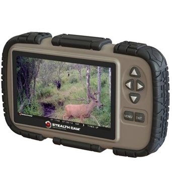 Picture of STC-CRV43 Handheld SD Card Viewer Video Player