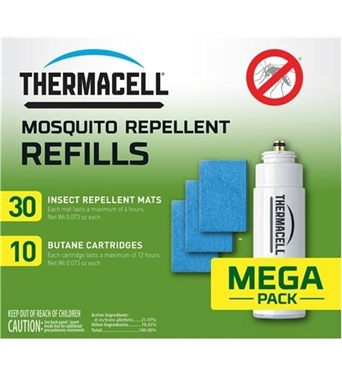 Picture of THC-R-10 Thermacell Mega Pack Refill
