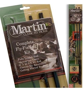 Picture of ZEB-MRT56TK-6L-BP6 MARTIN COMPLETE FLY ROD KIT 21-22272