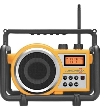 Picture of SAN-LB-100 WORKSITE RADIO, LB100 LUNCHBOX