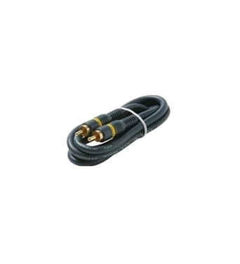 Picture of ST-254-125BL 25' RCA-RCA Plug Python Gold