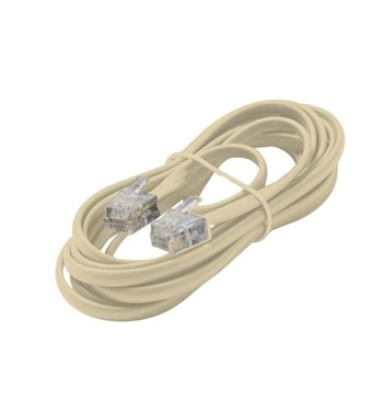 Picture of ST-304-015IV 4C 15' Ivory Modular Line Cord