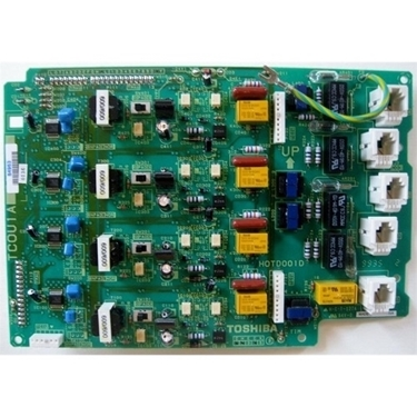 Picture of Refurbished-Toshiba TCOU1A 4-CO Line Card