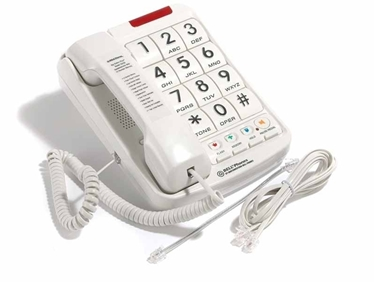Picture of Northwestern Bell Big-Button Corded Phone Plus