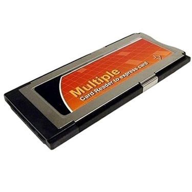 Picture of Cables Unlimited Multiple Card Reader to ExpressCard 34MM