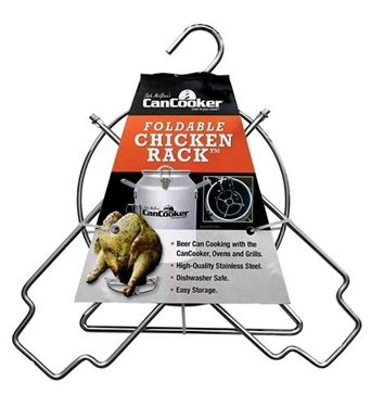 Picture of CAN-CKNRK-1501 CanCooker Foldable Chicken Rack