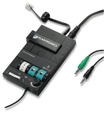 Picture of PL-MX10 Plantronics Computer/Phone Amplifier
