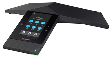 Picture of Polycom Realpresence Trio 8800 2200-66070-019 Lync/Skype for Business Edition PoE Conference Phone, Black