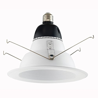 Picture of Juno Lighting V6RLD-27K-6-WWH Recessed Mount 6 Inch LED Retrofit Module 10.5 Watt 600 Lumens White