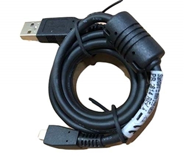 Picture of Nexhi USB Standard Charger Cable - A-Male to Mini-B USB Cable 3 feet, Black