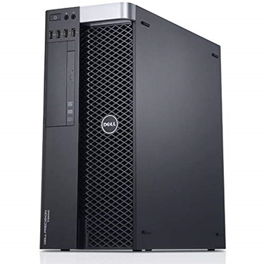 Picture of Dell Precision T3600 Workstation E5-1620 Quad Core 3.6Ghz 64GB 500GB Dual DVI Win 10 Pre-Install (Renewed)